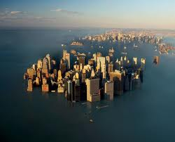 manhattan under water